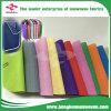 TNT Vairous colora il prodotto non intessuto 100% di Spunbond del polipropilene per i sacchetti di acquisto