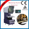 De draagbare Projector van het Profiel van de Hoge Precisie Horizontale met CNC Systeem