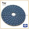 4/100mm Metal Resina Bond Diamond Almofada de polir Piso Disco de Afiação para betão
