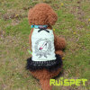 Lace Dog T-Shirt Pet Dress