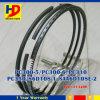 6D108 PC300-6 PC300-5のディーゼル機関の小松のための一定のピストン・リングは分ける(6221-31-2200)