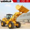 La Chine a fait le chargeur de pelle rétro de matériel de construction
