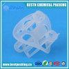 よいろ過効果の吸着タワーのためのプラスチックHeilexのリングの使用