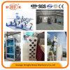 Cadena de producción del panel de pared de emparedado de la alta calidad EPS máquina del manual