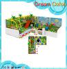 Campo de jogos interno pequeno de Playgroundr do grande divertimento moderno