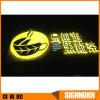 Signé LED acrylique 3D de haute qualité