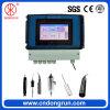 L'équipement de surveillance de la qualité de l'eau pour les tests pH, température, NE, la salinité, la turbidité