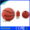 disco Shaped del USB del baloncesto del deporte 3D