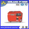 Generador diesel L7500s/E 50Hz del Abrir-Marco con las latas