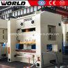 Frame de 160 toneladas H dois de perfuração pontos da máquina da imprensa