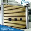 Cilindro de metal personalizada Porta do Obturador/ Metalsafe Porta de obturação do Rolete