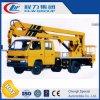 中国Jmc 16m連結されたブームの空気の働きプラットホームのトラック