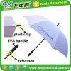 Зонтик гольфа печати логоса высокого качества выдвиженческий