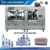 Installation de mise en bouteille remplissante de l'eau rotatoire automatique de Muti-Tête