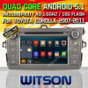 Witson Android 5.1 voiture DVD pour Toyota Corolla 2007-2011 (W2-F9116T)