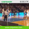 La publicité d'Afficheur LED de périmètre de stade de football de Chipshow P10