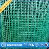 Покрынный PVC высокого качества/гальванизирует сваренную ячеистую сеть