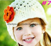 2011 Hotest Children's Caps Knitting Hat Beanie Hat Baby Crochet Hats Handmade Cap Embroider Hat