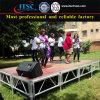 Stage en aluminium pour les plates-formes Location en Afrique