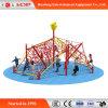 2017 Populaire Netto het Beklimmen van het Kind van het Park Apparatuur met Openlucht/Binnen (HD17-224)