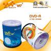 Banco DVD-R 16x4.7GB de la materia prima