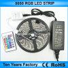insieme flessibile della striscia di 12V SMD 5050 RGB LED