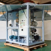 Máquina de tratamento do óleo do transformador de vácuo isolamento equipamento de filtragem de óleo vegetal de purificação do óleo