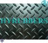 反スリップのダイヤモンドの踏面パターンゴム製床のマットロール