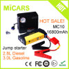 Dispositivo d'avviamento multifunzionale Mc10 di salto di modo con il compressore d'aria