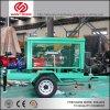 34kw Diesel 2inch Pomp met 11bar voor de Irrigatie van de Sproeier
