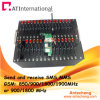 32 piscine gauche de modem d'USB GSM SMS de Wavecoom, piscine en bloc de modem de SMS, piscine Wavecom M1206b M1306b de modem de RS232 GSM GPRS