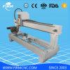 FM0318シリンダー彫版機械CNCのルーター機械