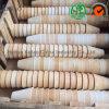 Crogiolo per il laboratorio. Crogioli assaggiatori del fuoco dell'argilla refrattaria e coppelle di ceramica difficili della magnesite di intervallo completo fatte in Cina