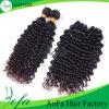 Волосы 100% Peruvian девственницы Remy оптовой цены людские
