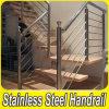 Acabado interior Indicador pasamanos de escalera de acero inoxidable 304