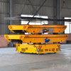 Acoplado motorizado del transporte de la industria pesada de la maquinaria agrícola en suelo del cemento