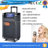 Altavoz activo portable de la exhibición de la radio de FM