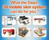 аксессуары для телефонов для мобильных ПК Custom наклейку печатной машины