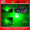 Sola luz laser verde principal de viga