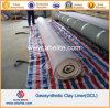 Forro Gcl da argila de Geosynthetic dos materiais de isolação da água do telhado