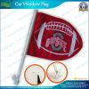 Basketbal Car Flag voor Autoraam (NF08F06009)
