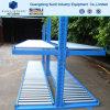 Cremalheira longa lateral dobro do modilhão do armazenamento dos tubos das tubulações de aço