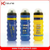 Пластиковый спорта бутылка воды, пластиковые бутылки спорта, 750 мл спорта расширительного бачка (KL-6717)