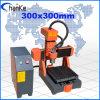 Ck30301.5kwデスクトップの小型CNCの木工業の彫版機械