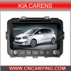 Reprodutor de DVD especial do carro para KIA Carens com GPS, Bluetooth. com o Internet duplo de WiFi 3G do disco do núcleo 1080P V-20 do chipset A8. (CY-C278)