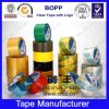 Gelbliches BOPP Packing Tape Adhesive Tape für Carton Use