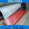 Prepainted電流を通された鋼鉄コイルカラー波形の屋根ふきの鋼板