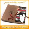 Kundenspezifisches Schal-Paket-Geschenk-Kasten-Papier