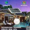 LiFePO4 건전지를 가진 고품질 태양 LED 에너지 절약 빛