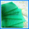 Melhor Material 100% Lexan Colorful PC Twin-Wall Sheet